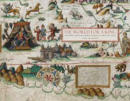 Maps Of The World by The World For A King Pierre Desceliers U0027 Map Of 1550 Chet Van