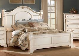 simple distressed white bedroom furniture distressed white
