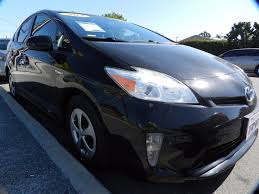 2014 used toyota prius package v navigation leather seats at