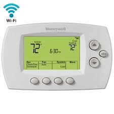 honeywell thermostats heating venting u0026 cooling the home depot