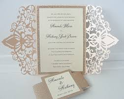laser cut wedding programs originators of lace invitations on etsy since by lavenderpaperie1
