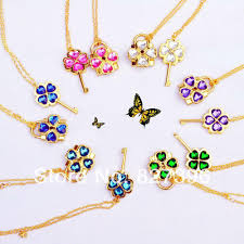 gem key necklace images 2018 hot anime my guardian characters golden necklace with gem key jpg