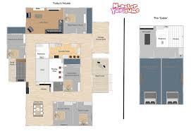 yuisu u0027s house floor plan by natron77 on deviantart