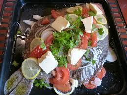 cuisiner le turbot entier turbot au four à la provençale bigmammy en ligne