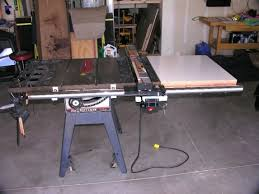 replacement table saw fence old craftsman table saw fence woodworking talk woodworkers forum