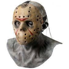 Boys Jason Halloween Costume Deluxe Jason Mask Costume Mask Kids Boys Friday 13