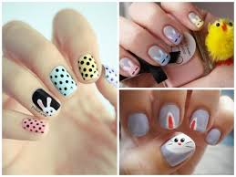 Easter Nail Designs 50 Epic Easter Nail Designs To Look Gorgeous Naildesigncode