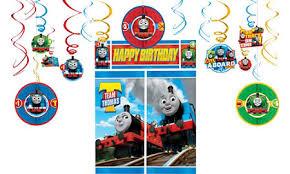 Thomas Tank Engine Halloween Costume Thomas Tank Engine Party Supplies Thomas Tank Birthday