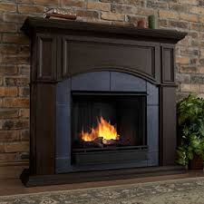 Fireplace Mantels Images by Gel Fuel Mantel Packages