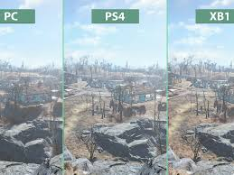 fallout 4 u0027 pc vs ps4 vs xbox one graphics comparison business
