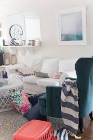real home tour six bloggers share their real not styled homes