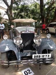 mercedes vintage vintage mercedes keep date with mumbai the hindu