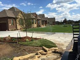 home landscape design new home landscaping daniels lawn and landscaping services