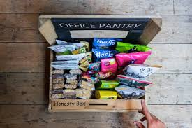 snack delivery home linkedin land office pantry