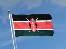 Flag Of Kenya Kenya 3x5 Ft Flag 90x150 Cm Royal Flags