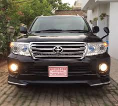 used toyota land cruiser 2008 used toyota land cruiser ax g selection 2008 alwaris traders