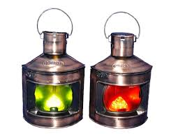 Nautical Lamps Decorative Maritime Led Running Lights
