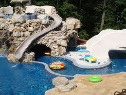Best Backyard Water Slides 28 Remarkable Backyard Waterpark Ideas