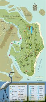 jekyll island map best 25 st simons island ideas on st simon