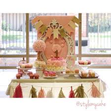 Pink And Gold Dessert Table by 134 Best Something Sweet U0026 Lovely Kid Fun Ideas Images On