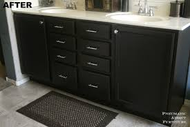 pneumatic addict darken cabinets without stripping the existing