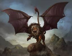 what is a manticore