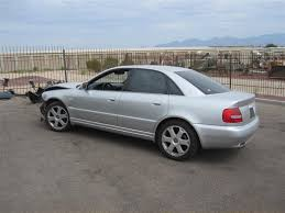 silver audi s4 2001 5 audi s4 2 7t 6 speed maual silver black leather 07 19
