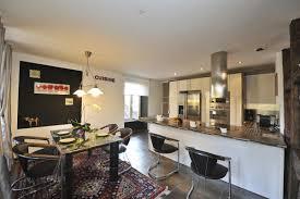 cuisine ouverte sur salon surface chambre cuisine ouverte sur salon surface location gite n