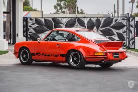 1973 porsche rs for sale stunning 1973 porsche rs lightweight for sale 95 octane