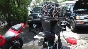 2001 yamaha 150 hp vmax hpdi outboard motor youtube