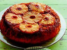pineapple upside down rum cake recipe pineapple upside spiced