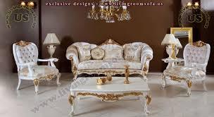 Avantgarde Classic Sofa Set Patterned Fabric Exclusive Design Ideas - Classic sofa design
