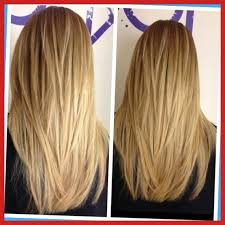 pictures of v shaped hairstyles long hair with a v shape cut at the back women hairstyles