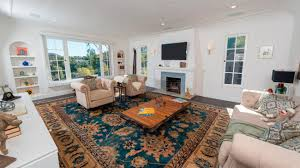 tour kerry washington u0027s chic hollywood hills home style at home