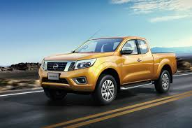 nissan frontier 2018 all new nissan frontier gets tougher for global pickup truck