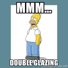 Double Picture Meme Generator - mmm double glazing homer simpson mmm meme generator