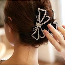 hair claws large bow hair accessories hair claws jaw