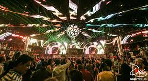 Light Night Club Las Vegas Nightclub Vip Bottle Service Packages