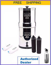 Berkey Water Filter Stand by Berkey Water Filters Ebay