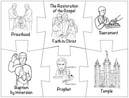 aaronic priesthood clipart 73