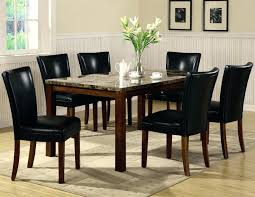 Cherry Wood Dining Room Furniture Marble And Wood Dining Room Table Round Marble And Wood Dining