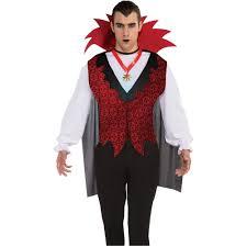 despicable me halloween costumes vampire mens halloween costume walmart com