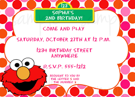 elmo and abby birthday invitations invitations templates