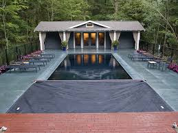 Hidden Patio Pool Cost by Covers For New Pools Cover Pools