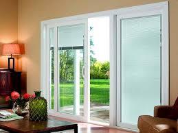 Window Treatment Patio Door Impressive Sliding Patio Door Window Window Treatment Ideas They