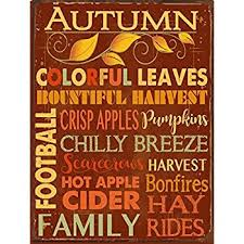 wooden hanging thanksgiving autumn themed decor sign