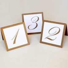 Gold Table Decorations Popular Gold Table Numbers Buy Cheap Gold Table Numbers Lots From