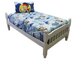 Zombie Bedroom Sets Amazon Com Disney Jake And The Neverland Pirates Twin Bed Sheet