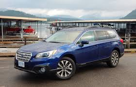 suv review 2015 subaru outback 3 6 limited driving
