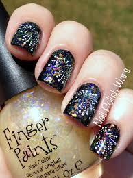 nail polish wars fireworks